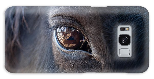 Western Galaxy Case - Equine In Sight by Sheryl Cox