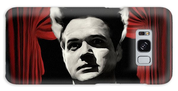 Eraserhead Galaxy Case