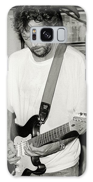 Eric Clapton Galaxy Case - Eric Clapton 1988 by Chuck Spang