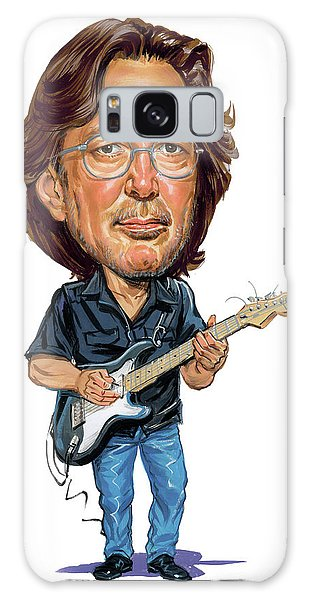 Eric Clapton Galaxy Case by Art