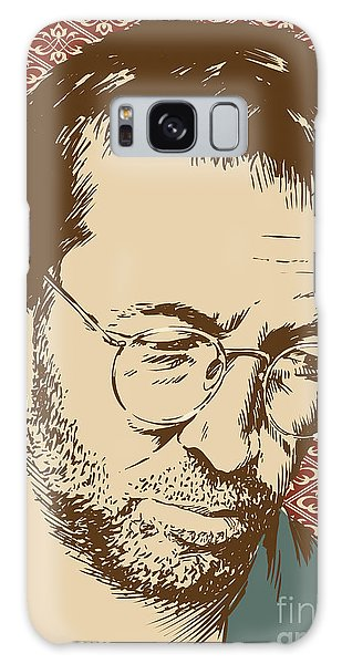 Classic Rock Galaxy Case - Eric Clapton by Jim Zahniser