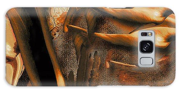 Erode I Galaxy Case by Yanni Theodorou