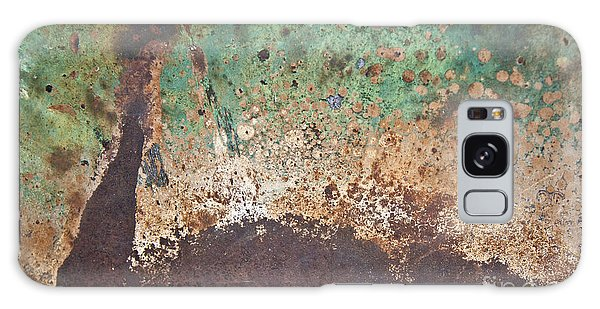 Eruption Volcanic Abstract Galaxy Case by Lee Craig