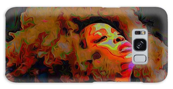 Erykah Badu Galaxy Case