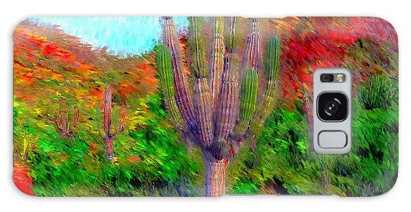Espiritu Santo Cactus 2 Galaxy Case by Gerhardt Isringhaus