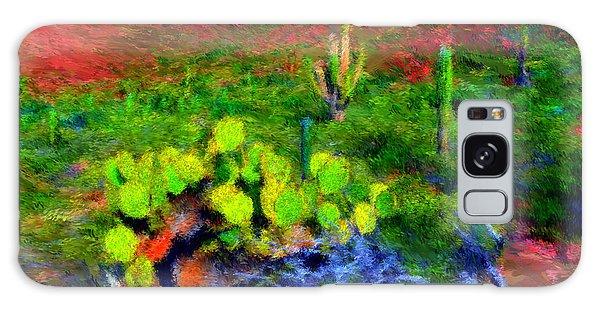 Espiritu Santo Cactus 3 Galaxy Case by Gerhardt Isringhaus