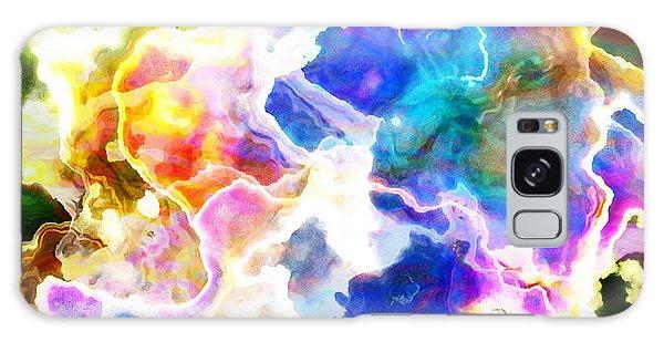 Essence - Abstract Art Galaxy Case