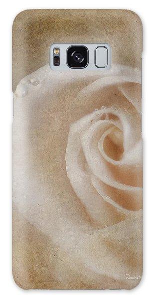 Essence Of Rose #2 Galaxy Case
