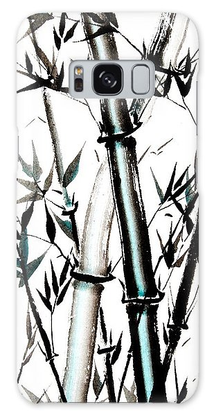 Essence Of Strength Galaxy Case by Bill Searle