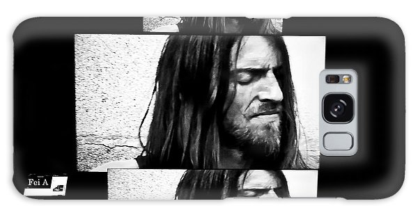 Estas Tonne's Face Galaxy Case