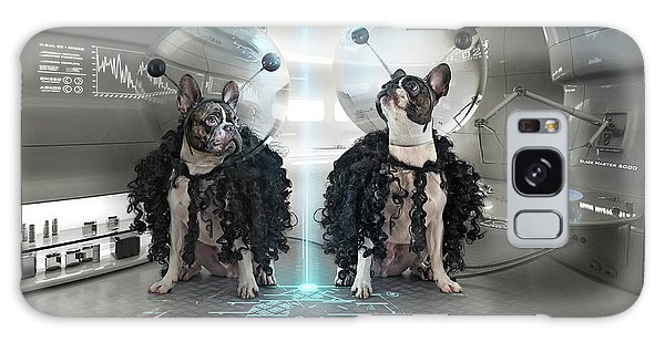 Technology Galaxy Case - Et Dogs by Ddiarte