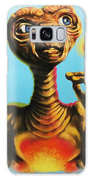 E.t. The Extra Terrestrial  Galaxy Case