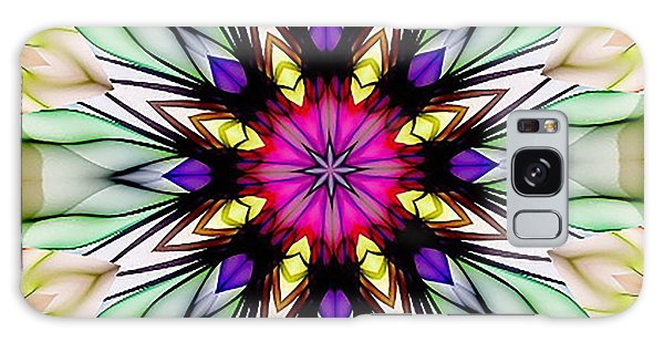 Ethereal Colors Mandala Galaxy Case