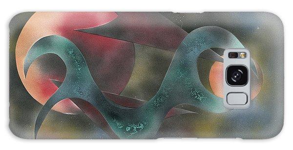 Ethereal Cosmos. Galaxy Case by Kenneth Clarke