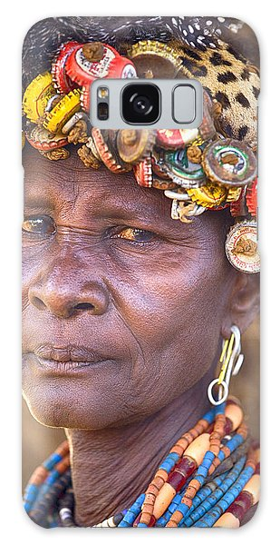 Ethiopia Women Galaxy Case