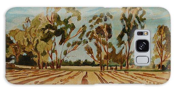 Eucalypus Trees Near Bloemfontein Galaxy Case