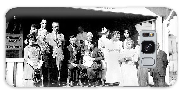 Controversial Galaxy Case - Eugenics Contest At Public Fair by American Philosophical Society