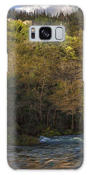 Eume River Galicia Spain Galaxy Case