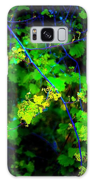 Euphoric Vine Galaxy Case