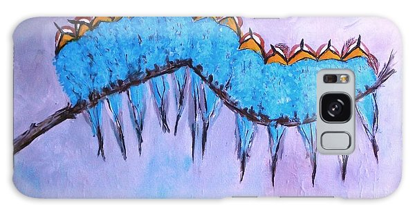 European Bee Eaters Galaxy Case by Donna Dixon