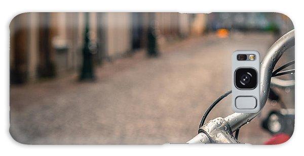 Bike Galaxy Case - European Bicycle Scene by Mr Doomits