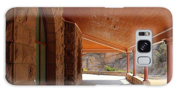 Evans Porch Galaxy Case by Bill Gabbert