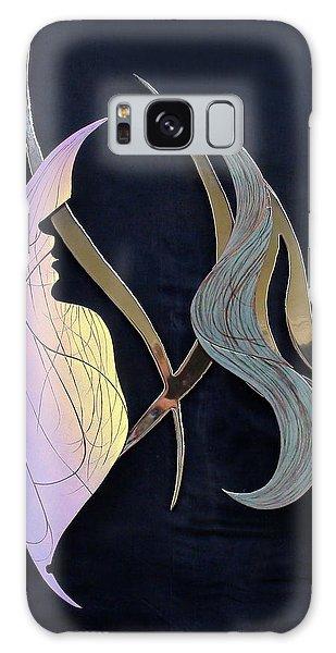 Eve Galaxy Case by Dan Redmon
