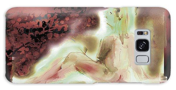 Eve Galaxy Case by Gabrielle Schertz