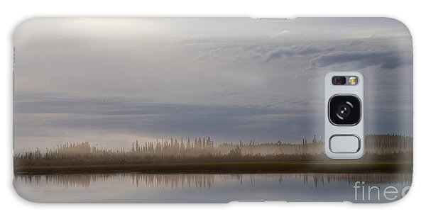 Evening Fog Galaxy Case