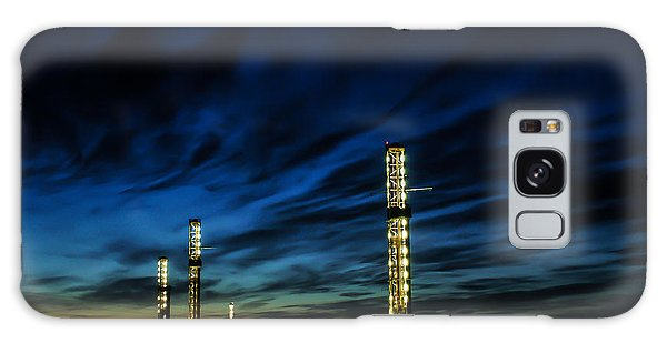 Evening Glory 2 Galaxy Case