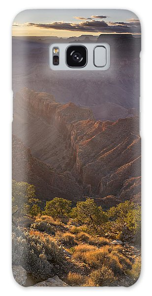 Evening Light At The Grand Canyon Galaxy Case