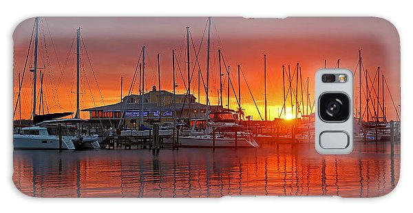 Evening Light Galaxy Case by HH Photography of Florida