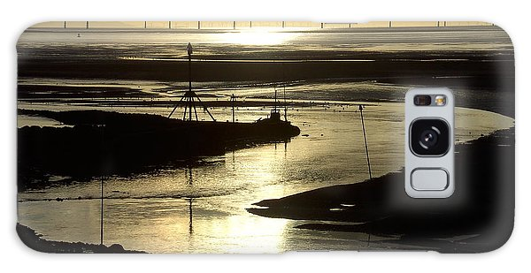 Evening Low Tide 2 Galaxy Case