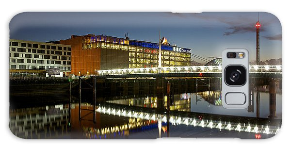 Evening On The Clyde Galaxy Case by Stephen Taylor