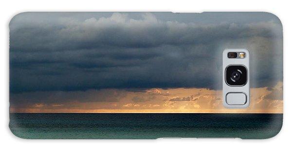 Evening Shadows Galaxy Case by Amar Sheow