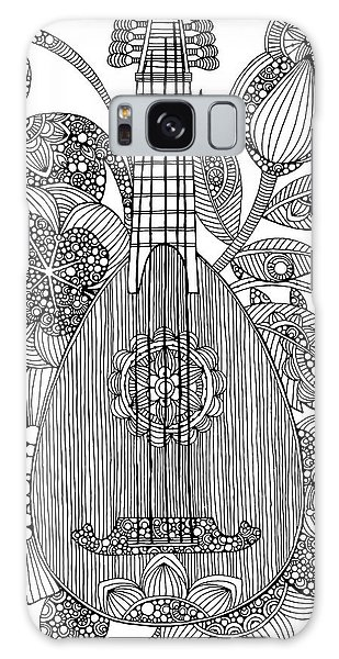 Colours Galaxy Case - Ever Mandolin by MGL Meiklejohn Graphics Licensing