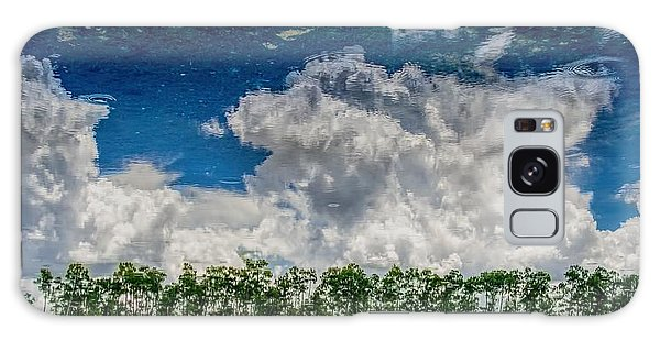 Reflected Everglades 0203 Galaxy Case