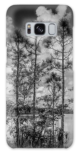 Everglades 0336bw Galaxy Case