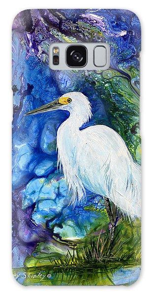 Everglades Fantasy Galaxy Case