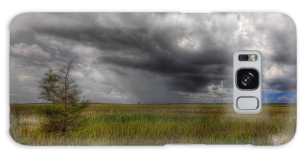 Everglades Storm Galaxy Case