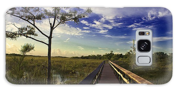 Everglades  Galaxy Case by Swank Photography
