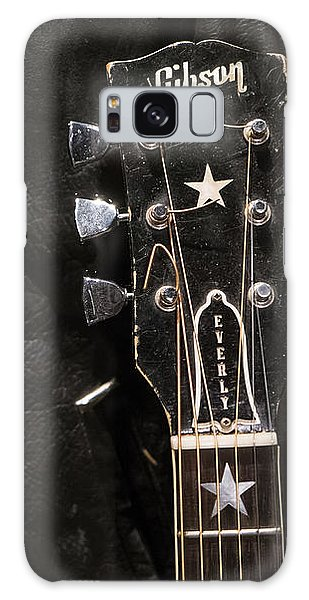 Everly Brothers Galaxy Case by Glenn DiPaola