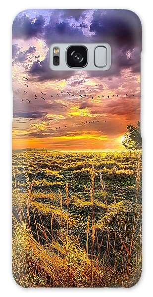 Goose Galaxy Case - Every Story Has A Beginning by Phil Koch