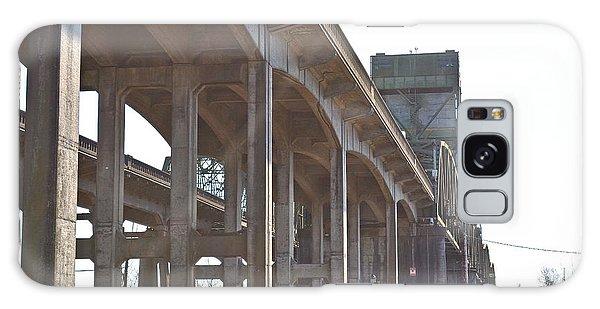 Everysville Bridge Galaxy Case
