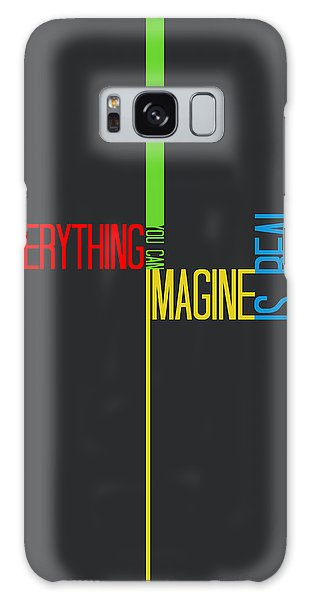 Comical Galaxy Case - Everything You Imagine Poster by Naxart Studio