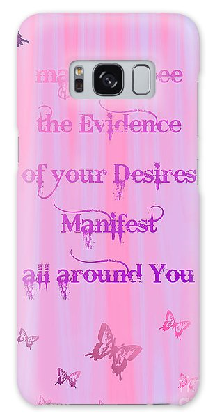 Evidence Of Desire Manifest Galaxy Case