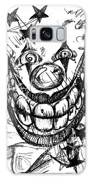 Evil Clown Galaxy Case