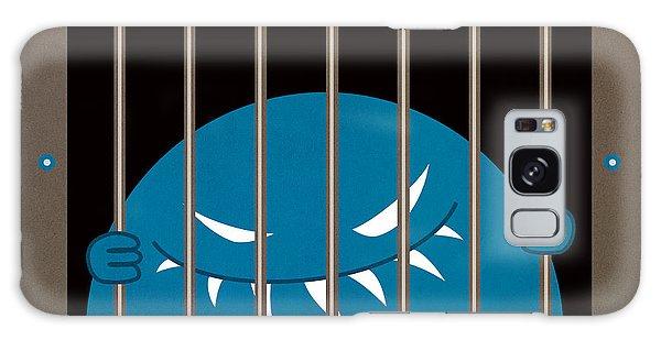 Evil Monster Kingpin Jailed Galaxy Case