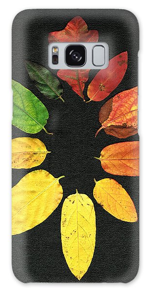 Evolution Of Autumn Bk Galaxy Case by Pete Trenholm