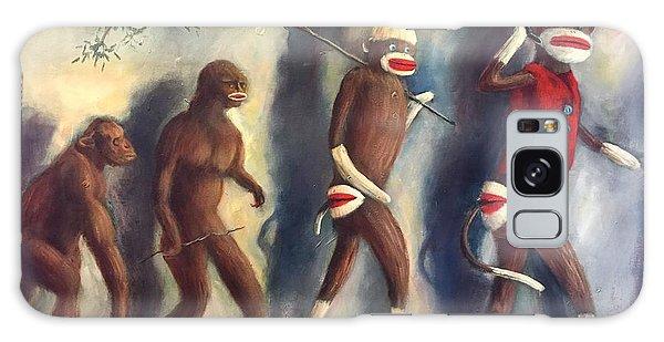 Evolution Galaxy Case by Randy Burns